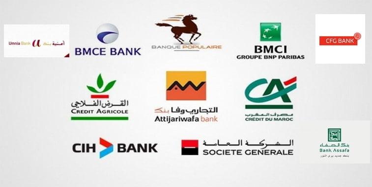 Une liste de 120 offres d 39 emploi au banque dans tout le maroc - Emploi back office banque ...